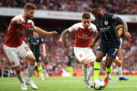 Arsenal san sang ban Mustafi o He 2019