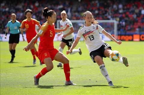 Nữ Trung Quốc vs Nữ Tây Ban Nha 23h00 ngày 176 (FIFA World Cup nữ 2019) hình ảnh