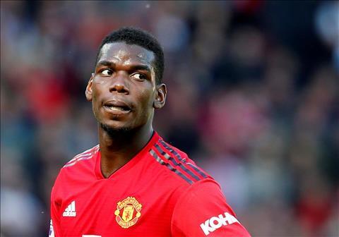 VIDEO Pogba đánh tiếng muốn rời Manchester United hình ảnh