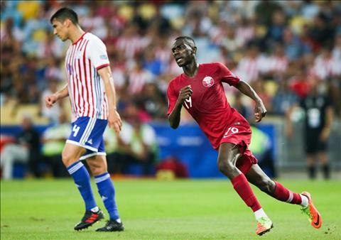 Qatar 2-2 Paraguay: Cai ket dang mo loi cho qua ngot tren san Maracana