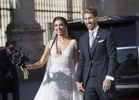 Lý do Ronaldo không được mời dự đám cưới Ramos hình ảnh