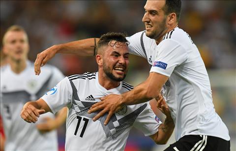 U21 Đức khởi đầu mỹ mãn ở VCK U21 châu Âu 2019 hình ảnh