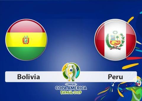 Bolivia vs Peru 4h30 ngày 196 (Copa America 2019) hình ảnh