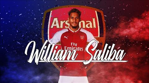 William Saliba tới Arsenal ở Hè 2019 với giá 30 triệu bảng hình ảnh