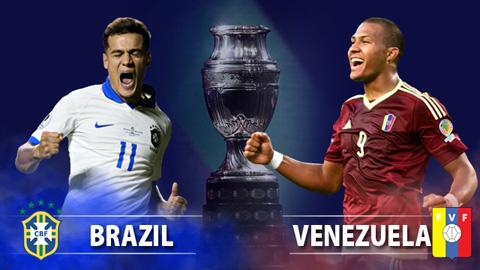 Trực tiếp Brazil vs Venezuela xem Copa America 2019 hôm nay 196 hình ảnh