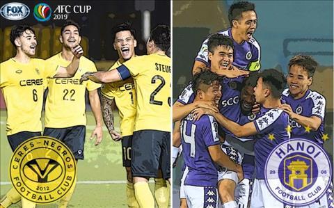 Trực tiếp Ceres vs Hà Nội bán kết AFC Cup 2019 ngày hôm nay 186 hình ảnh