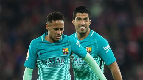 Người Barca đồng loạt mời gọi Neymar trở lại hình ảnh
