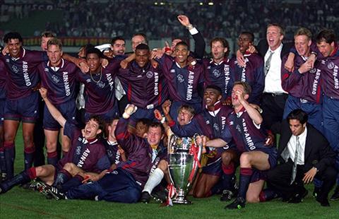 Champions League 1995 Ajax