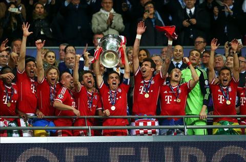 Champions League 2013 Bayern Munich