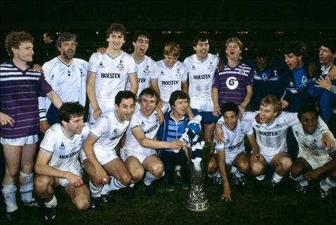 Europa League 1984 Tottenham