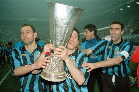 Europa League 1991 Inter Milan