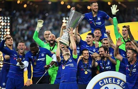Europa League 2019 Chelsea