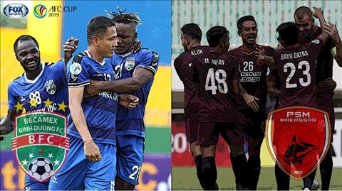 Bình Dương vs PSM Makassar 17h00 ngày 196 (AFC Cup 2019) hình ảnh