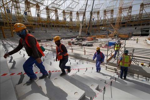 Qatar đăng cai World Cup 2022 Ánh đèn lung linh và những giấc mơ tan vỡ (Phần 1) hình ảnh 2