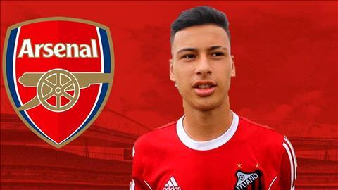 Chuyển nhượng Arsenal sắp có tân binh đầu tiên hình ảnh