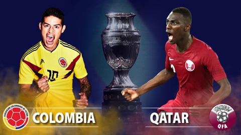 Trực tiếp Colombia vs Qatar Copa America 2019 ngày hôm nay 206 hình ảnh