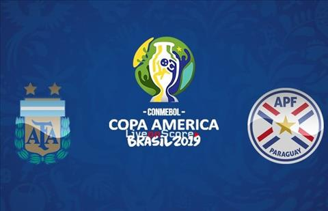 Preview Argentina vs Paraguay