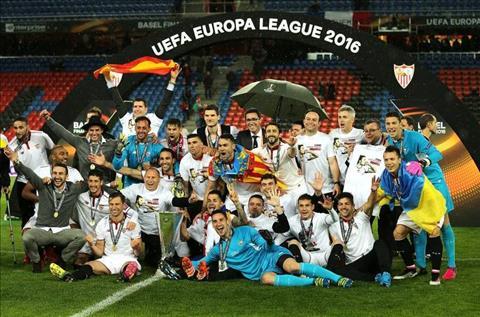 Top 8 các CLB vô địch Europa LeagueC2 nhiều lần nhất  hình ảnh