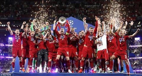 Liverpool vo dich Champions League 2018/19
