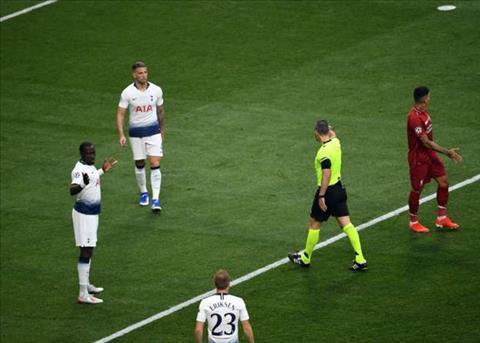Liverpool 2-0 Tottenham chung ket Champions League