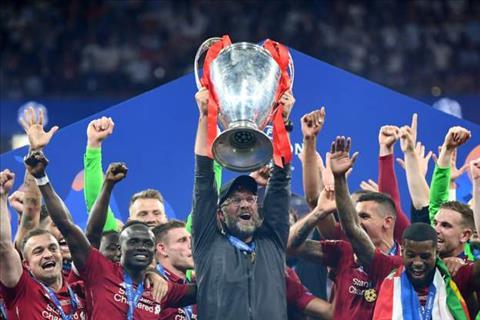 HLV Klopp phat bieu tran Liverpool 2-0 Tottenham chung ket Champions League