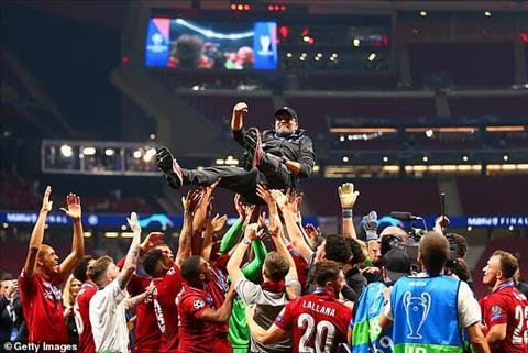 Franz Beckenbauer hy vọng Jurgen Klopp trở lại nước Đức hình ảnh