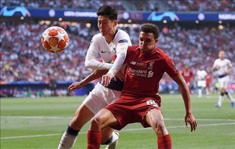 Liverpool vs Tottenham Alexander-Arnold va Son