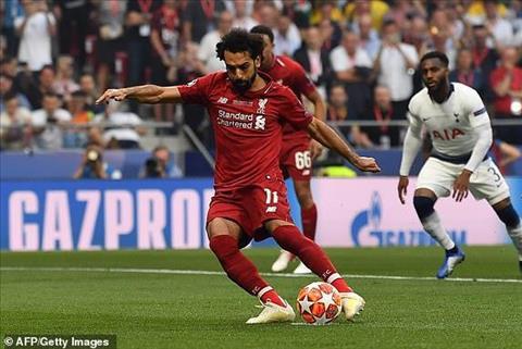 Liverpool vô địch Champions League 201819 Qua cơn bĩ cực hình ảnh