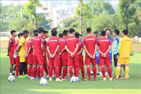 Ảnh ĐT U23 Việt Nam hội quân, vắng nhiều gương mặt hình ảnh