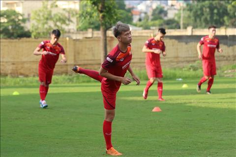 U23 Viet Nam Tran Thanh Son