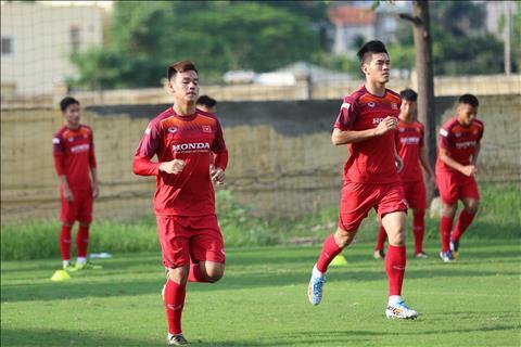 U23 Viet Nam Ho Tan Tai va Nguyen Tien Linh