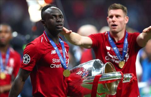 Sadio Mane hứa sẽ cùng Liverpool giành thêm nhiều danh hiệu hình ảnh