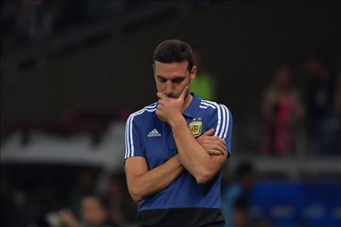 3 lý do khiến Argentina gây thất vọng trước Paraguay hình ảnh