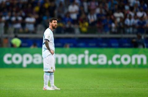 Argentina 1-1 Paraguay Nhờ VAR, Albiceleste may mắn giành điểm đầu tiên ở Copa America 2019 hình ảnh 2