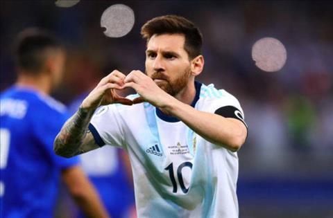 Argentina 1-1 Paraguay Nhờ VAR, Albiceleste may mắn giành điểm đầu tiên ở Copa America 2019 hình ảnh 3