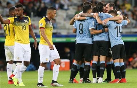 Nhận định Uruguay vs Nhật Bản (6h ngày 216) Xong sớm, nghỉ sớm! hình ảnh