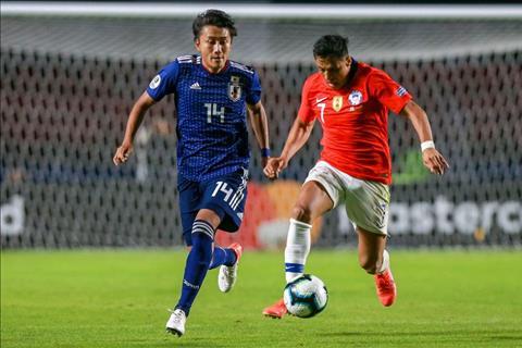 Nhat Ban vs Chile Sanchez