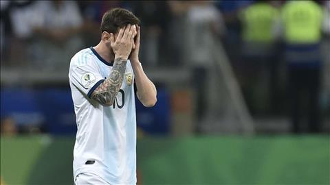 Lionel Messi lên tiếng sau trận Argentina vs Paraguay hình ảnh