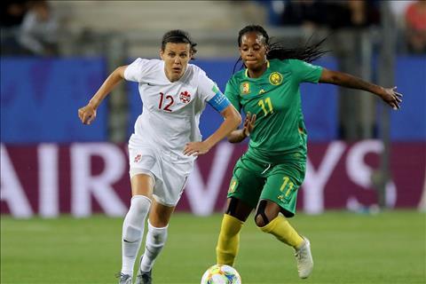 Nữ Cameroon vs Nữ New Zealand 23h00 ngày 206 (FIFA World Cup nữ 2019) hình ảnh