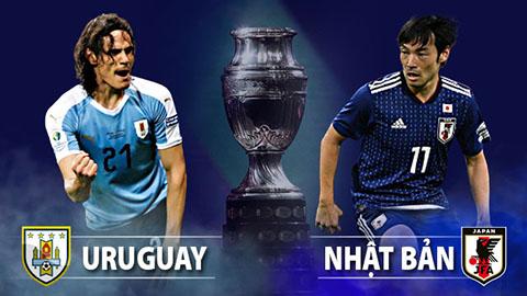 Trực tiếp Uruguay vs Nhật Bản xem Copa America 2019 hôm nay 216 hình ảnh