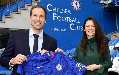 Cech nham chuc Giam doc Chelsea
