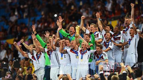 Danh sách các đội tuyển quốc gia vô địch World Cup trong lịch sử hình ảnh 3
