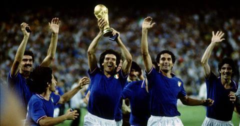 Những đội tuyển quốc gia vô địch World Cup trong lịch sử hình ảnh 6