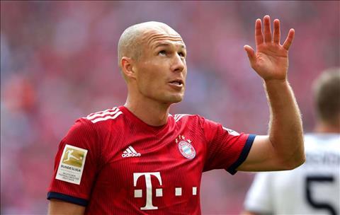 Monchengladbach không muốn có Arjen Robben như tin đồn hình ảnh