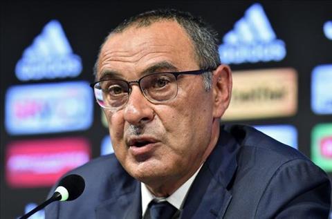 Tân HLV Sarri từng gọi Juventus là quân trộm cắp hình ảnh