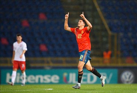 Sao trẻ Real Madrid tỏa sáng, U21 TBN hủy diệt U21 Ba Lan để vào bán kết U21 châu Âu hình ảnh 3