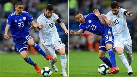 Almiron da khien Messi va DT Argentina gap nhieu vat va