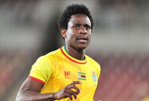 2 cầu thủ Zimbabwe gây sốt mạng xã hội vì mang cái tên đặc biệt hình ảnh