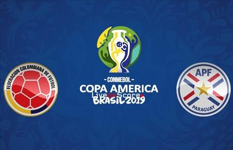 Preview Colombia vs Paraguay