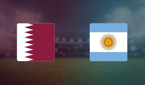 Qatar vs Argentina luot 3 bang B Copa America 2019